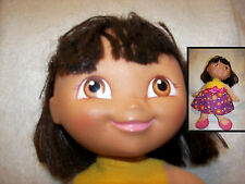 """Dora the Explorer Singing Birthday Doll Bilingual ask wishes  and dreams 13"""""""