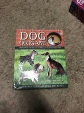 DOG ORGAMI INSTRUCTION BOOK,  create 20 different dog breeds