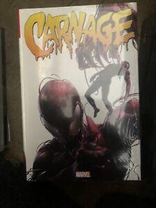 Carnage Omnibus Marvel Hardcover- Spiderman Sealed