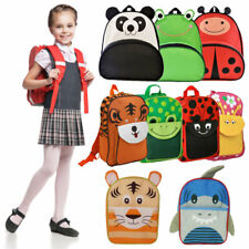 Kids 3D Animal Backpack School Bag Rucksack Girls Boys Children's Nursery Cabin