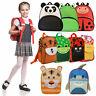 Kids 3D Animal Backpack School Bag Rucksack Girls Boys Children's Nursery Cabin