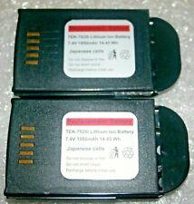 Motorola Psion Teklogix 7535 Barcode Scanner Replacement Battery 74v 1950mah