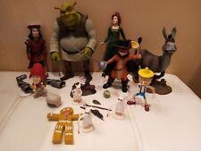 PERSONAGGI SHREK Fiona COMANSI a scelta! Personaggi Shrek Ciuchino