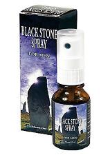 BLACKSTONE DELAY SPRAY MEN Sex LAST LONGER PREMATURE EJACULATION Black Stone