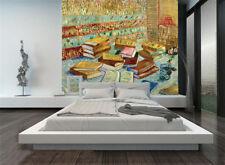 3D Books Painting 872 Wallpaper Mural Paper Wall Print Wallpaper Murals UK Lemon