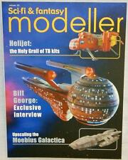 SCI-FI & FANTASY MODELLER : VOLUME 20 : STAR TREK, THUDENRBIRDS, BSG PLUS MORE