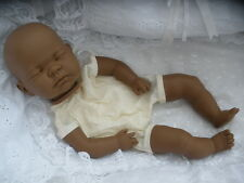 """REBORN BABY-DOLL KIT ETHNIC  """"MOLLY- MARIE """"  WITH SEWN IN LIMBS"""