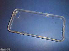 NEW SOFT CLEAR CELL PHONE CASE FITS APPLE  I5 87503 FREE SHIPPING