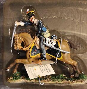 DEL PRADO n°71. L'homme de troupe du 13ème dragons légers 1811