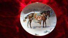 1991 Gentle Warrior Collector Plate