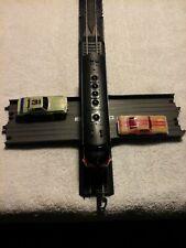ideal tcr slotless new custom railroad crossing track ho model train ez track.