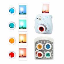 Lente de Filtro de 4 Colores Polaroid Para Fujifilm Fuji Instax Mini 8/7S Cámara