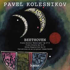 Pavel Kolesnikov (Piano) - Moonlight Sonata