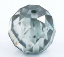 Blue Diamond Loose Bead 3.90 Carats Certified Great Shine And Full Of Fire!!