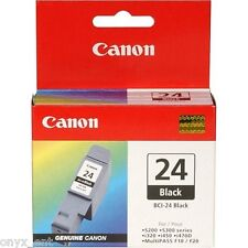 Original Canon Bci-24BK Ink Cartridge