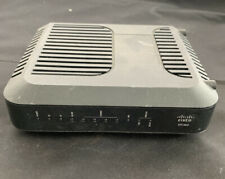 Cisco DPC3825 Wireless Gateway Cable Modem Router No Cord Included