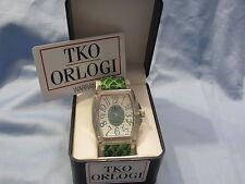 NEW WITH BOX TKO POSITANO LEATHER  WATCH TK517
