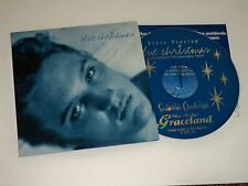 Elvis Presley<>Blue Christmas 1998 Cd<> Graceland Fan Club President<>Promo