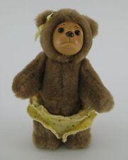 Robert Raikes Brown Bear Plush Stuffed Animal Applause