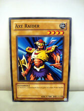 A384 carte yu-gi-oh - axe raider- commune - 5ds1-fr003