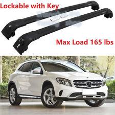For Mercedes Benz GLA250 GLA 2014-16 2017 2018 2019 roof rack rail cross bar 1