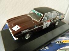 Vanguards Corgi VA13303 Ford Capri MK1 3000GT Clark y Mason Avon Tour 1973
