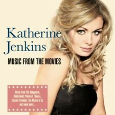 Music From The Movies - Katherine Jenkins (2012, CD NEUF)