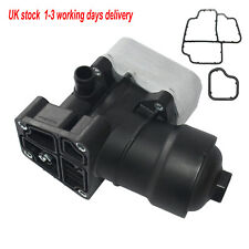 OIL FILTER HOUSING & COOLER Kit AUDI A3 A4 A5 VW CC Golf Passat 1.6 2.0 TDI