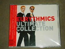 Eurythmics Ultimate Collection Japan CD sealed