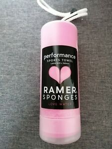 Ramer Sponges performance sports towel