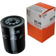 Original MAHLE / KNECHT Ölfilter OC 26 Oil Filter