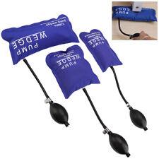 Blue TPU Air Pump Wedge Inflatable Bag Car Auto Door Window Emergency Opener