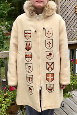 RARE 12 Provinces/Territories Hudsons Bay Company HBC Vintage Parka -- XL