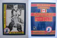2015 SCA Bill McKenzie Kansas City Scoust goalie never issued produced #d/10