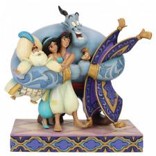 Disney Figur Aladdin Group Hug 20 Cm