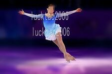Girl New Figure Ice Skating Dress Training Costume Sparkle Brand icefairy 8920