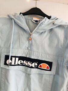 """Ellesse Ladies Blue Sports Hoody Chest 38"""""""