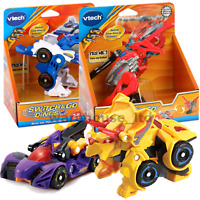Vtech Switch and Go Dino Sire, Thunder, Claw, Clash, Slam, Soar Dinosaur Toy