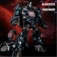 G-SHOCK Transformers Set DW-5600TF-SET Casio Takara Tomy Watch Robot Prime Toy