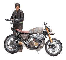 McFarlane - The Walking Dead Deluxe Action Figure Daryl Dixon with Custom Bike
