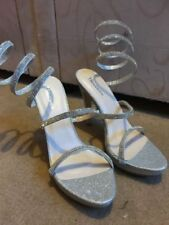 Unbranded Evening & Party Patternless Slim Heels for Women