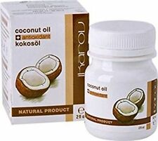 IKAROV 100 % Pure Coconut Oil Natural product for Body, Face & Hair 60ml