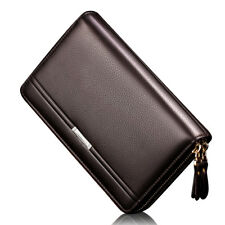 New Brand Business wallet men pocket coin men purse Large capacity Casual Clutch