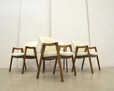 4x Ico PARISI Chair Model 814 STUHL Armlehnstuhl Esszimmer CASSINA 60er