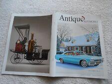 ANTIQUE AUTOMOBILE Magazine-NOVEMBER,2017-1965 CHEVROLET IMPALA