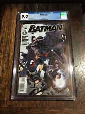 D.C. Comic Batman #713 CGC 9.2! Last Issue!  Awesome Cover⭐️⭐️⭐️