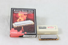 Hohner 1896BXG Marine Band Harmonica, Key of G Major