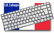 Clavier Fr AZERTY Sony Vaio VGN-NW21JF/S VGN-NW21MF/P VGN-NW21MF/S VGN-NW21MF/W