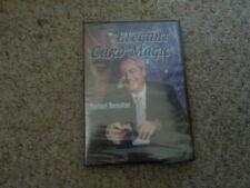 Elegant Card Magic Dvd Rafael Benatar Unopened