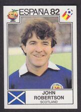 Panini - Espana 82 World Cup - # 412 John Robertson - Scotland